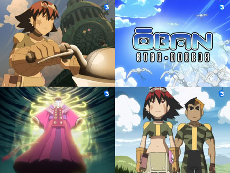 *Oban -Star RacerS*